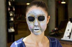 Halloween Makeup Idea: 'Pretty Little Liars' Mask | Beauty High