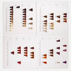 Natural Hair Colour Shades with 84 different NATULIQUE hair colours. You can find all shades right here or in the Natural Hair Color List 🌻 Hair Color List, Hair Color Names, Colour List, Hair Colour, Copper Blonde, Brunette To Blonde, Natural Hair Styles, Colours, Hair Products