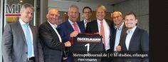 (ER) Handball-Bundesliga: HC Erlangen dankt Staatsminister Joachim Herrmann  - http://www.metropoljournal.de/er-handball-bundesliga-hc-erlangen-dankt-staatsminister-joachim-herrmann/