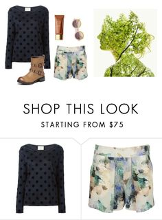 """""""Untitled #12641"""" by jayda365 ❤ liked on Polyvore featuring Forte Forte and Rebecca Taylor"""