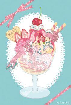 2008.Sweet Parfait Kira Imai