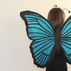 Discover recipes, home ideas, style inspiration and other ideas to try. Hand Fan, Style Inspiration, Costumes, Infants, Halloween, Homework, Ideas Para, Ideas, Butterfly Wings