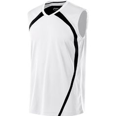 Featuring a sleeveless design and quick-drying Hydrology fabric, the ASICS Tyson jersey is made for performance. Discover this versatile jersey online. Volleyball Jersey Design, Volleyball Uniforms, Volleyball Jerseys, Beach Volleyball, Asics Men, Athletic Tank Tops, Dresses For Work, Women, Fashion