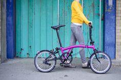 Brompton Black Edition! Oh yeah! #brompton #bike #england