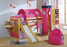 40 Safe and Adorable Bedroom Ideas for Toddler Girls 26