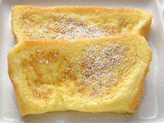 黄金比率のフレンチトーストの画像
