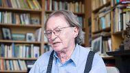'Onweer dreigt  en mijn hart doet pijn'  Remco Campert   Afscheid in verzen voor Gerrit Komrij