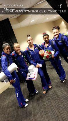 2016 women's Olympic team