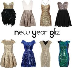 New Year's Outfits!