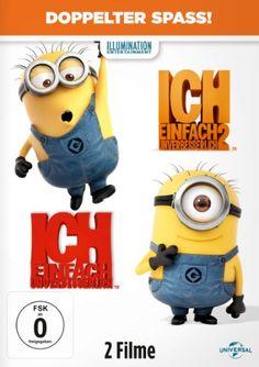 Ich - Einfach unverbesserlich / Ich - Einfach unverbesserlich 2 [2 DVDs] Universal Pictures International Germany GmbH http://www.amazon.de/dp/B00DNR9S6E/ref=cm_sw_r_pi_dp_8hoVwb14X6HXG