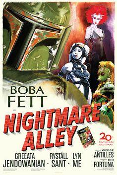 Boba Fett - Nightmare Alley