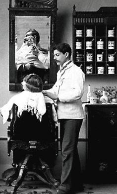 An authentic barbershop shave can take you back to a simpler time.