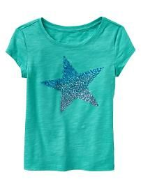 Sequin graphic slub tee Kid Clothing, Clothes, Kids Outfits, Gap, Graphic Tees, Tee Shirts, Mens Tops, How To Wear, T Shirts