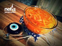 Nefis Portakal Kabuğu Reçeli
