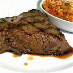 Photo de recette : La meilleure marinade pour steaks