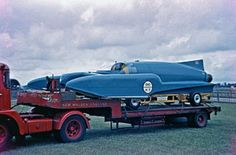 Donald Campbell was killed in an accident in 1967 while attempting a world water speed record in Bluebird K7 the wreckage was located but not Campbells body.