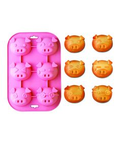 Piggy Mini Cake Mold