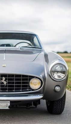 Ferrari 250 GT Coupe 'Tour de France'