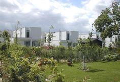 Maisons - Ilot de 160 logements à St-Jacques-de-la-Lande - CITA Architectes