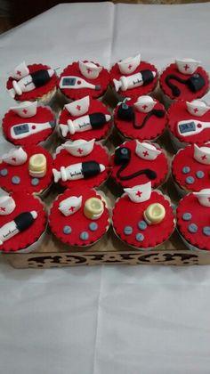 Cupcakes nurse....