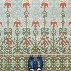 "Pixel Loft — ""Barcelona Floors"" by Sebastian Erras"