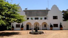 All the info about Wine tasting at Iona Wine Estate in Elgin, South Africa Facade House, House Facades, Spanish Haciendas, Dutch Gardens, Cape Dutch, Wine Tasting, Wines, South Africa, Holland