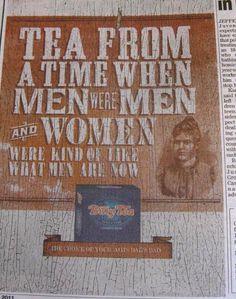 Tea for men (click through for more)