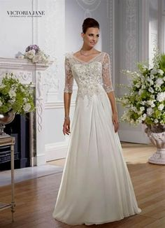 Nice elegant wedding gown 2018/2019 Check more at http://24myfashion.com/2016/elegant-wedding-gown-20182019/