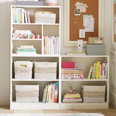 Stack Me Up Low Bookcase Set | PBteen