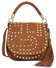 15e48fece08 Sam Edelman Heidi Studded Saddle Bag -- Check this awesome product by going  to the