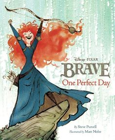 Brave: One Perfect Day by Steve Purcell. Save 32 Off!. $10.87. Publication: May 15, 2012