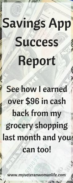 Are you on the fence about how much you can actually save using Ebates and other savings apps and programs?  See my savings app success report and see how I maximized my budget using Ebates, BeFrugal, Ibotta, and other apps and savings programs.  See how I earned over $96 in cash back last month on my grocery shopping!