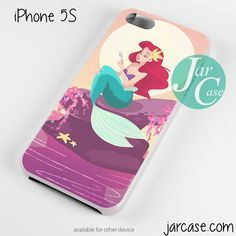 Ariel Handing a Fork Phone case for iPhone 4/4s/5/5c/5s/6/6 plus