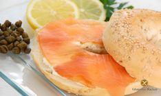 Glutenfreie Bagel - Rezept