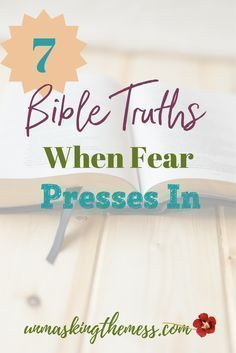 Proverbs 31 woman bible verse/saying/ Bible Truths When Fear Presses In. Facing fear of the unknown or death. How to conquer fear and anxiety using Bible verses, Scripture and God. Verses About Courage, Bible Verses About Stress, Family Bible Verses, Bible Verses For Women, Bible Verses About Strength, Best Bible Verses, Bible Verses Quotes Inspirational, Fear Quotes, Bible Quotes