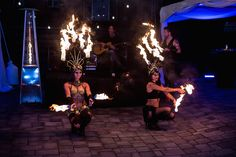 Fire Dancers - Fire Performers - Fire Shows - Hire Fire Acts