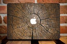 Fashion Accessories MacBook Cover MacBook Air 11 Inch Case MacBook Pro 13 Case Laptop Case MacBook Pro 15 Case Plastic Cover Wooden Print