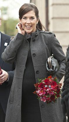 HRH Mary, Crown Princess of Denmark, Countess of Monpezat.