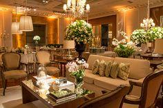 Veja detalhes da decoração em verde e branco de casamento realizado na Villa Jockey.
