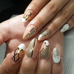 AWESOME GEL NAIL DESIGNS 2018