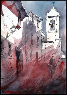Rafal Rudko   WATERCOLOR