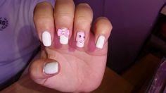 So sweet nails ❤