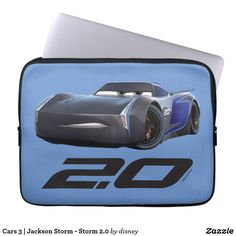 Cars 3   Jackson Storm - Storm 2.0