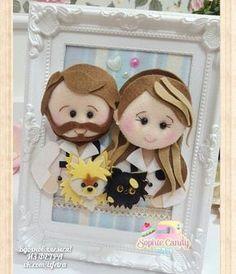Felt Dolls, Paper Dolls, Felt Crafts Patterns, Felt Wreath, Felt Baby, Felt Decorations, Soft Sculpture, Felt Ornaments, Felt Flowers