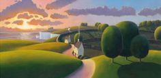 Paul Corfield - The Coastal Path
