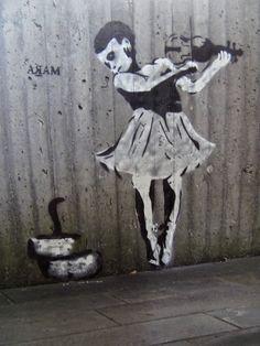 Emma Hill: Street Art Norway