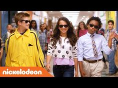 100 Things To Do Before High School Official Trailer | Nick - YouTube STARRING JAHEEM TOOMBS,