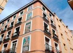 La casa donde vivió Picasso en Madrid