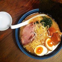 Ramen in Tokyo / @Jennifer