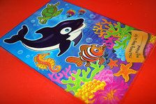 Wooden Sealife Bif-Bat - All About Party Bags 75p